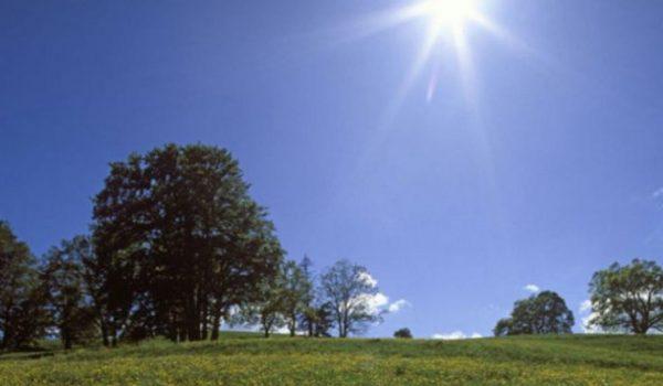 Danas uživajte u suncu, temperature do 33 stepena