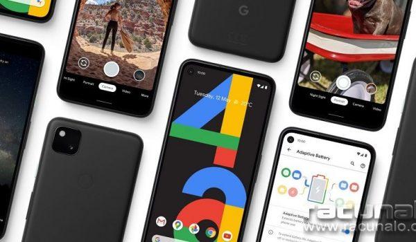 Google najavio mobitele Pixel 5, 4a 5G i 4a