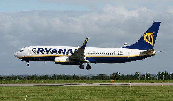Ryanair od oktobra uspostavlja novu rutu iz Banje Luke do Geteburga