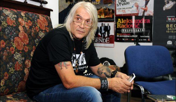 Bora Đorđević, za Novosti, otkriva da Riblja čorba radi na novom albumu