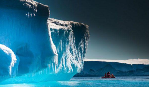 Dvije velike sante leda na Antarktiku se potpuno otopile