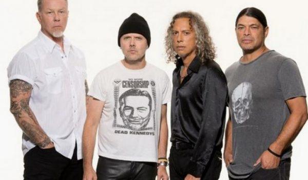 """""""Metallica"""" najavila prvi koncert za ovu godinu"""