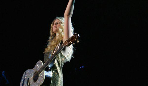 Gitara Taylor Swift na aukciji, cijena paprena