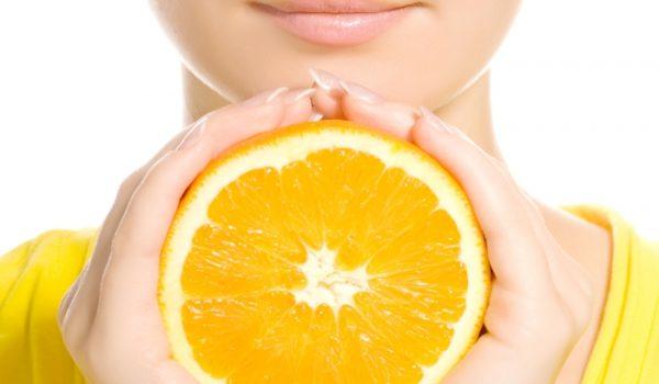 Prirodna maska za lice od kore pomorandže!