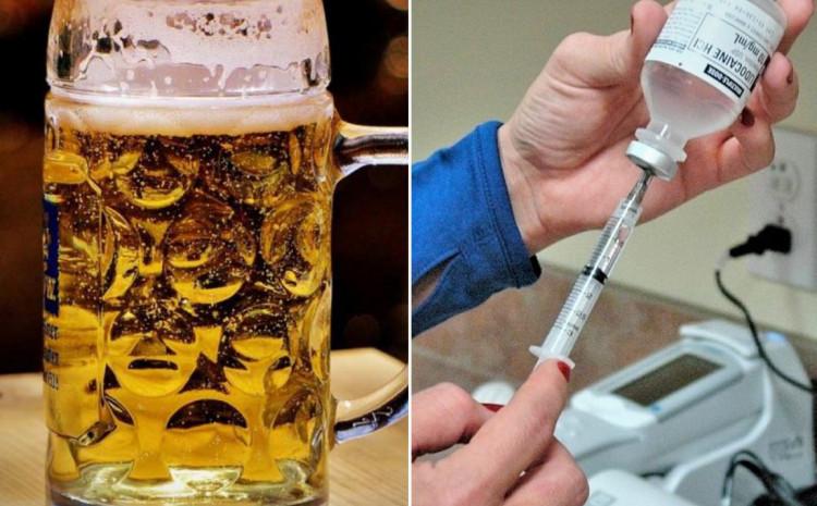 Smijemo li da pijemo alkohol prije i poslije vakcine