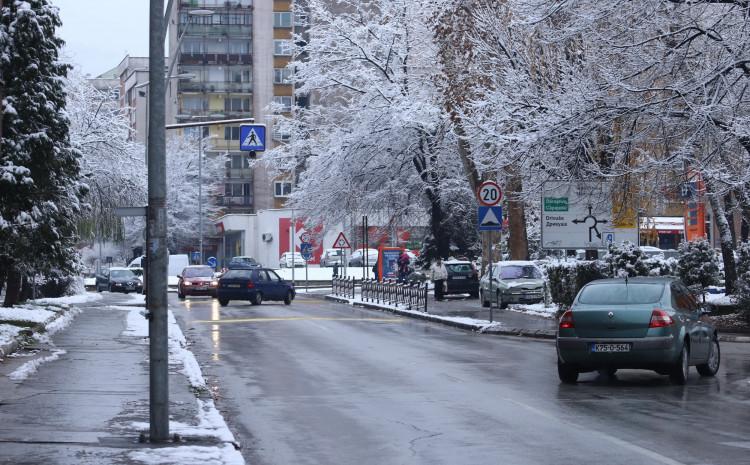 Pretežno oblačno i veoma hladno, večeras kiša i snijeg