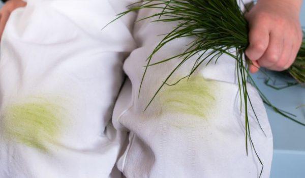 Uklonite fleke od trave na najjednostavniji način