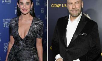 Demi Mur u vezi sa Džonom Travoltom, spojio ih njen bivši muž