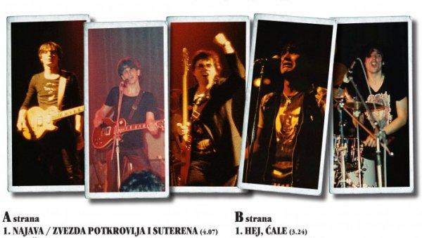 """""""Riblja čorba"""" i na ploči objavila prvi koncertni zapis iz 1981. godine!"""
